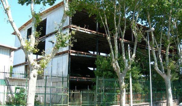 Schiavi Srl - Lavori - Demolizioni - Acilia Scuola - 09